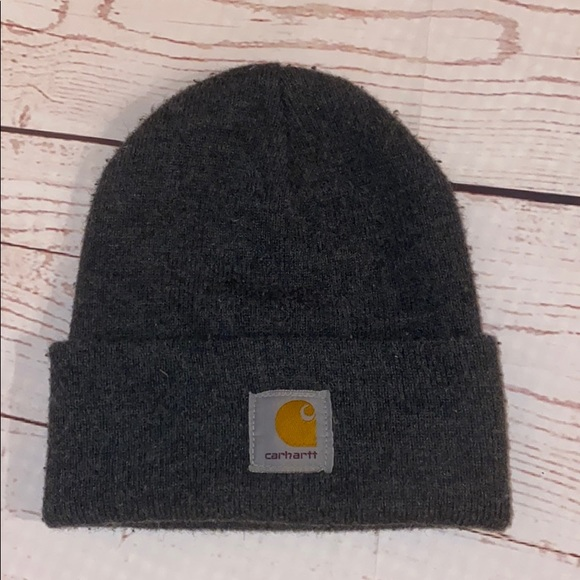 Carhartt Other - Cathartt Winter hat one size gray